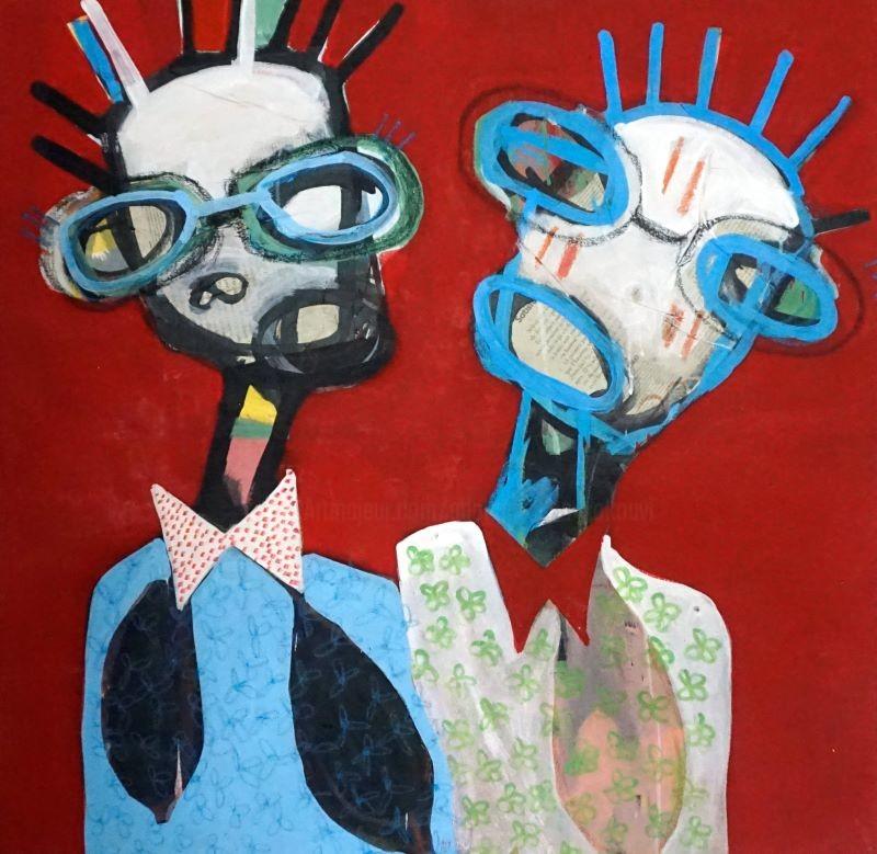 Adokou Sana Kokouvi - L'un pour l'autre