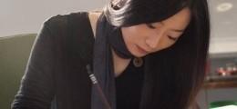 Kaixuan FENG une artiste dont les travaux portent du sens et de la poésie.